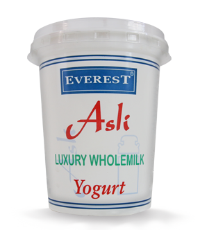 Everest Asli Luxury Yogurt