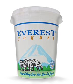 Everest Very Low Fat Yogurt